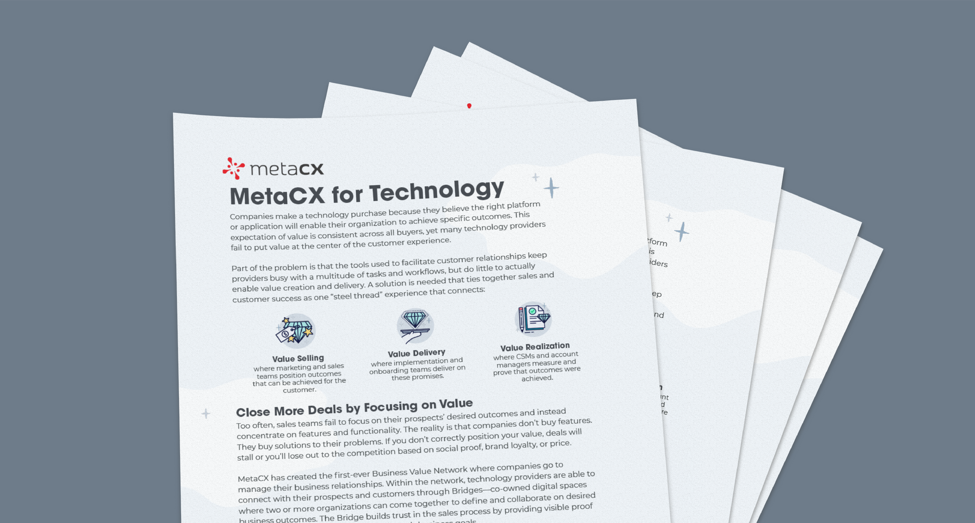 MetaCX for Technology