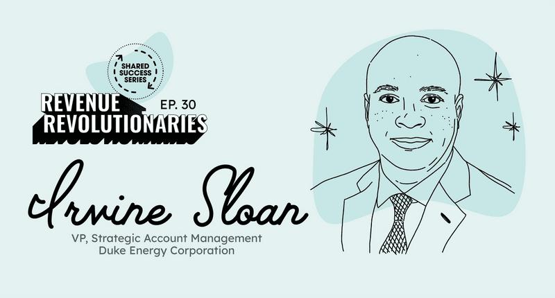 Irvine Sloan, VP, Strategic Account Management, Duke Energy Corporation -  Podcast Interview