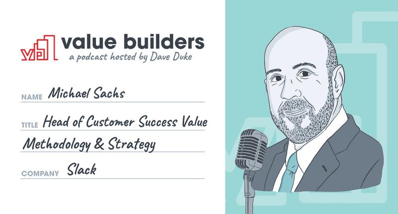 Michael Sachs, Slack, Salesforce, Value Creation - Podcast Interview