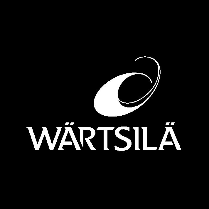Edited logotype for Wärtsilä