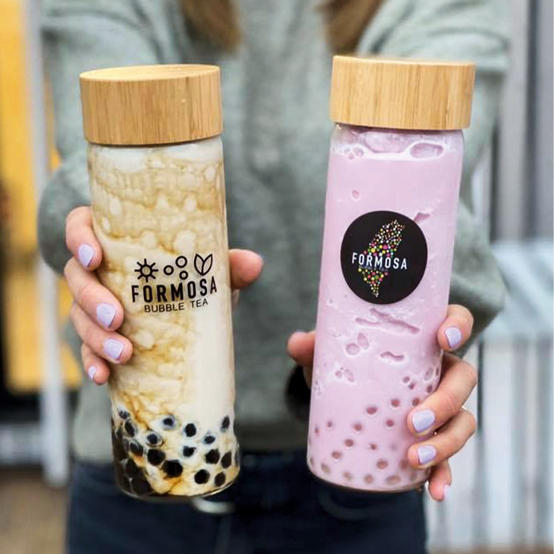 Formosa Bubble Tea Drinking Bottles