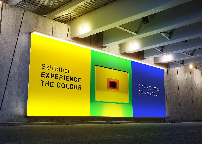 Exhibition Undergorund Poster