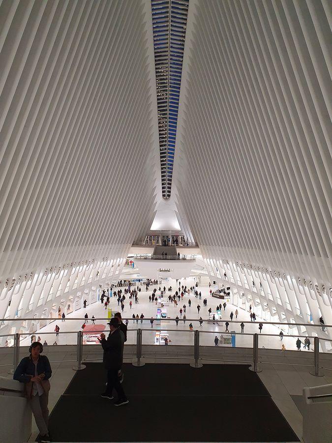 Inside Gloveworx Westfield World Trade Center