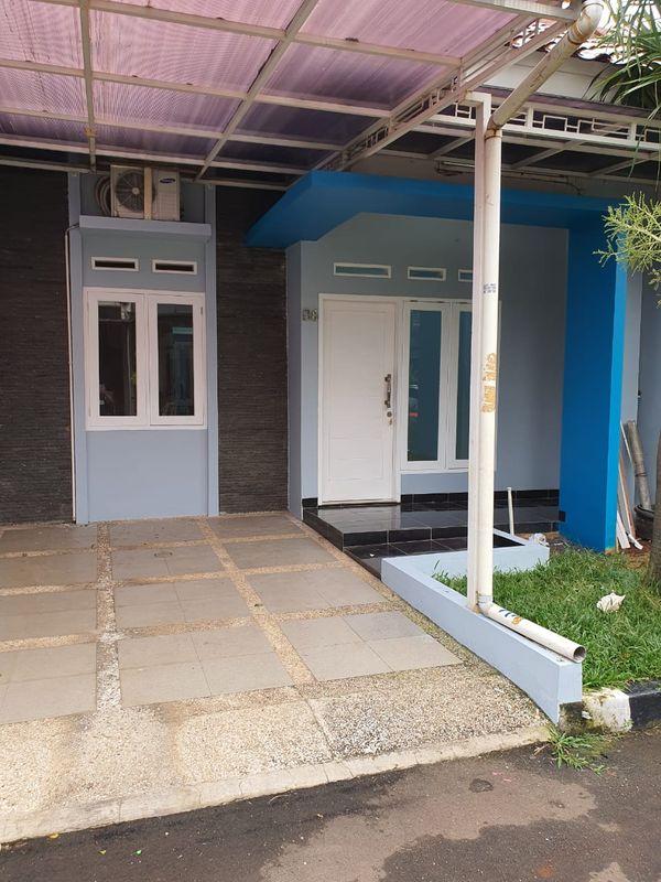 Rumah siap pakai di Beji Depok Jawa Barat