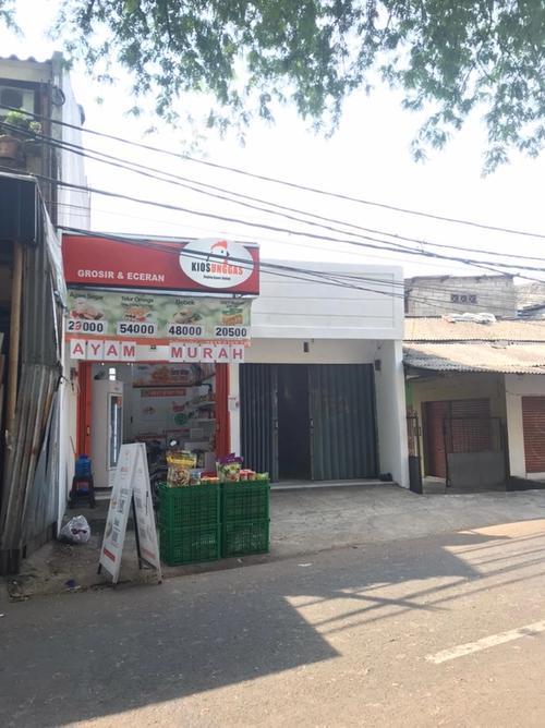 Kios ruko strategis di Bintaro Tangerang Selatan dekat BXC Mall