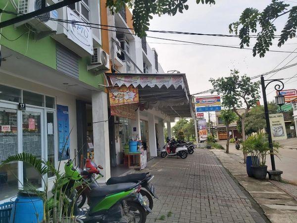 Ruko disewakan di Rajeg Tangerang