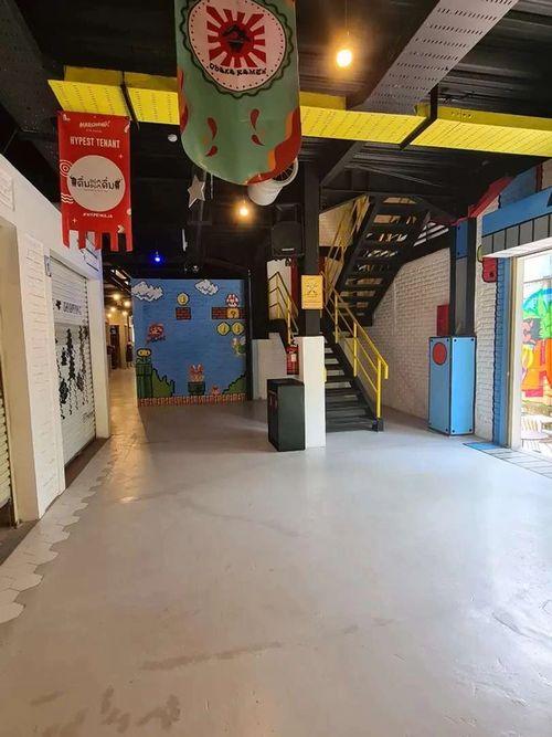Disewakan Kios di Lokasi Strategis di Marchand Hype Station Bintaro