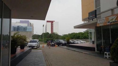 Kios Aeropolis Residence dekat Bandara Soekarno Hatta