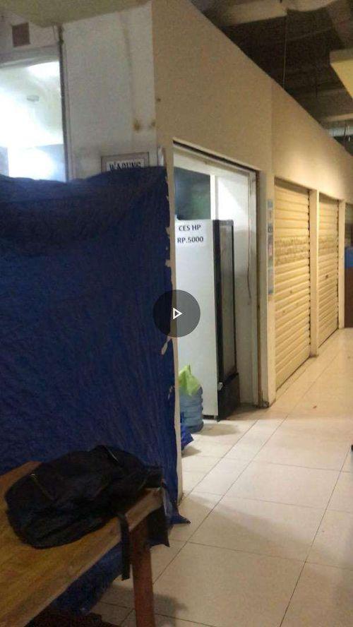 Disewakan kios Kalibata City Jakarta Selatan
