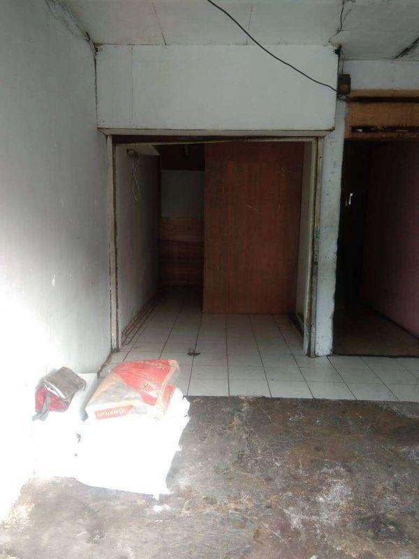 Sewa kios tempat usaha murah di Jatinegara Jakarta Timur