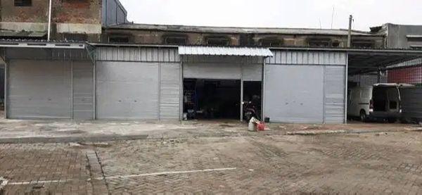Kios workshop area Gedung Harmoni Kota Tangerang
