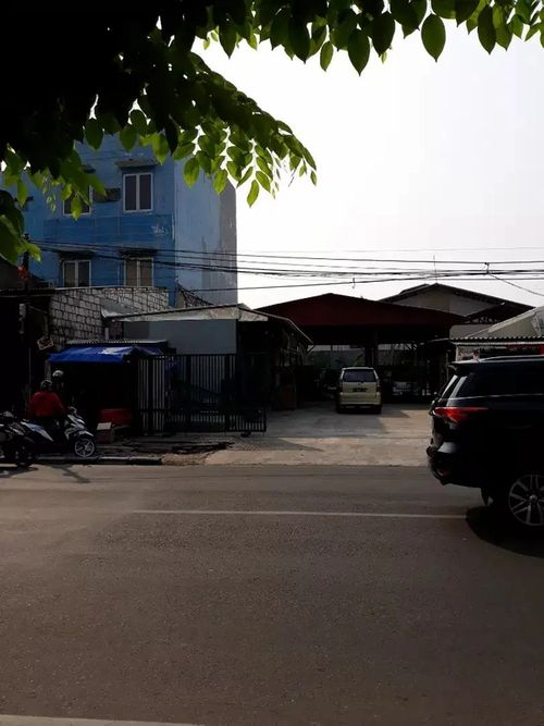 Kios lapak usaha murah di Bintaro Jakarta Selatan