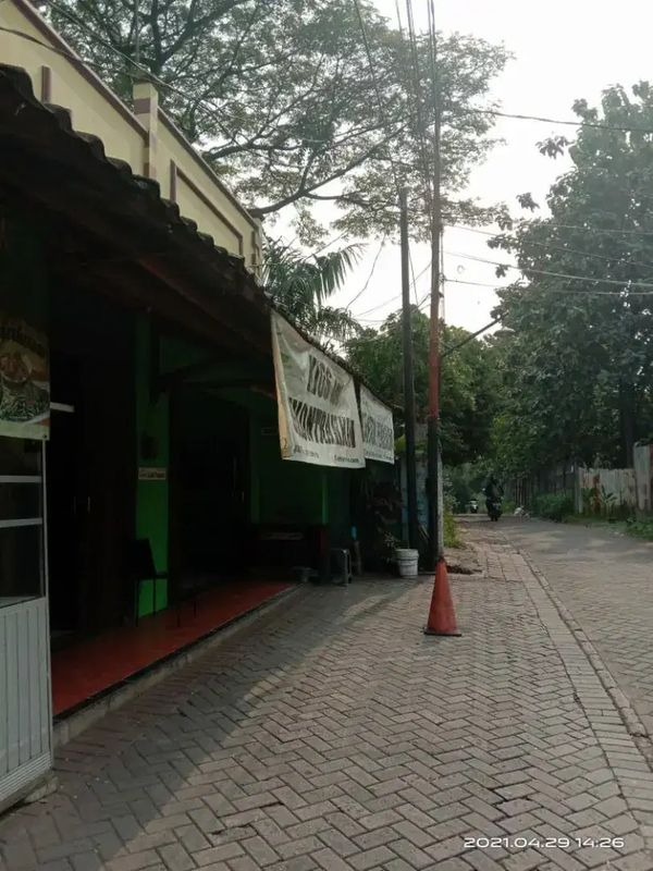 Kios tempat usaha murah di Tangerang