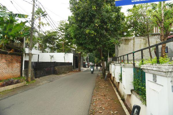 Ruang kantor / gudang bulanan di Cipete Utara Jakarta Selatan