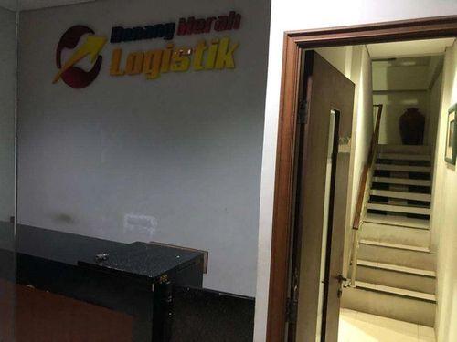 Ruangan kantor office space di ruko Panglima Polim