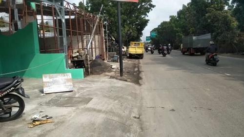 Disewakan lapak kuliner / pujasera Kembangan Selatan Jakarta Barat