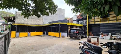 Kios lapak kuliner murah bulanan di Kembangan Jakarta Barat