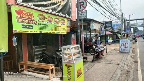 Kios ruko murah Kramat Jati Jakarta Timur
