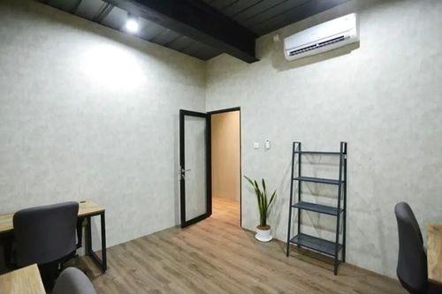 Ruang Kantor Office Space Blok M Jakarta Selatan