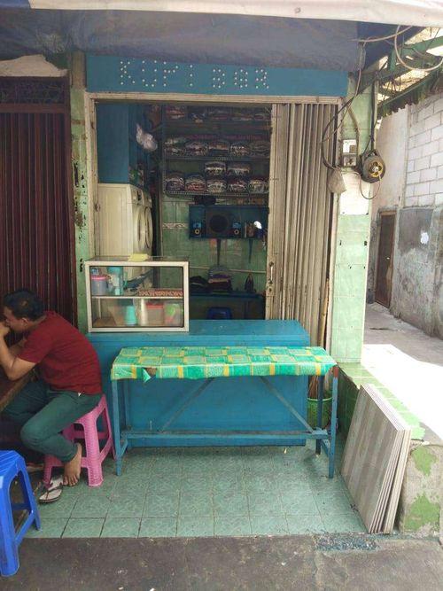 Kios usaha murah strategis di Kalimati Pademangan Jakarta Utara