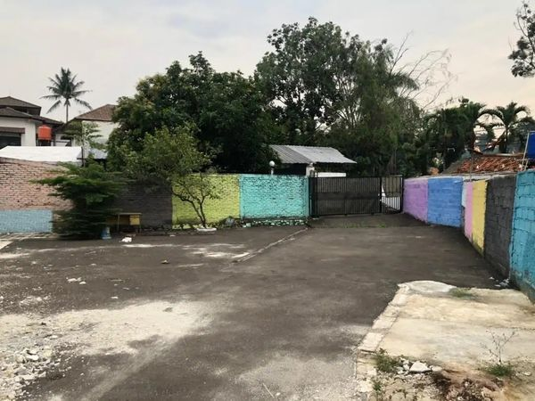 Ruko tempat usaha Lenteng Agung Jakarta Selatan
