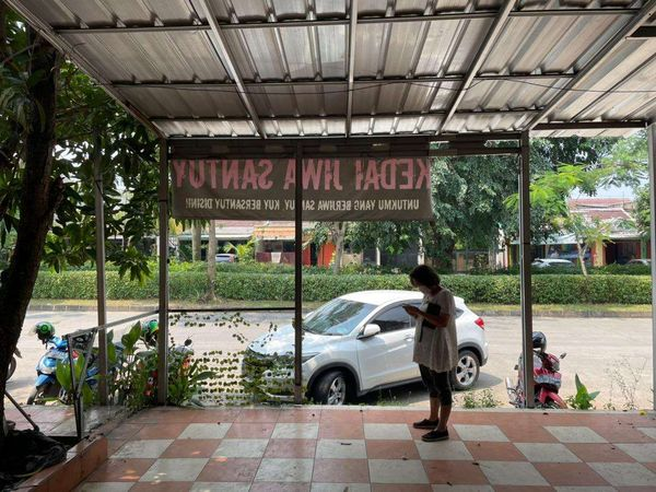 Sewa ruko murah di Villa Mutiara Cikarang Bekasi
