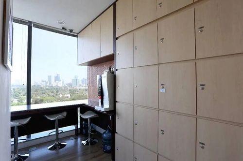 Office space full furnished di Kasablanka Tebet Jakarta Selatan
