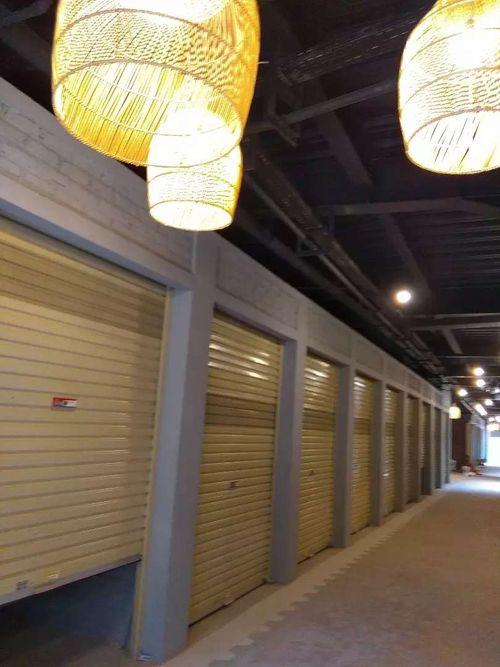 Disewakan unit kios baru Marchand Hype Station Bintaro