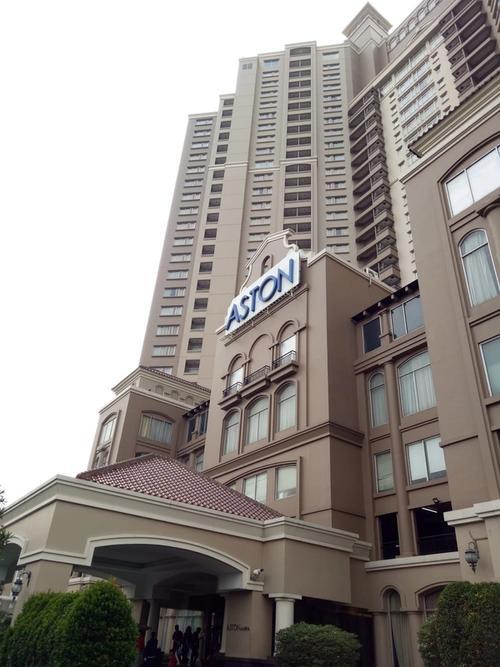 Kios tempat usaha kantor di Aston Marina Ancol Jakarta Utara