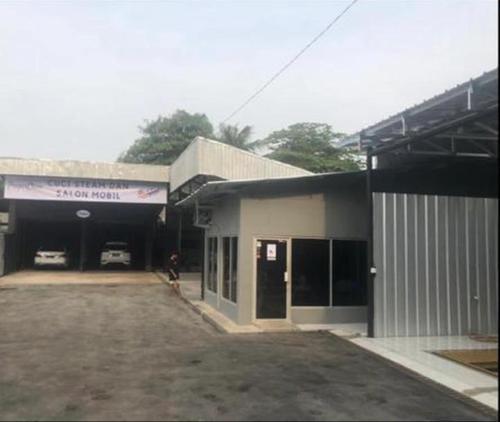 Kios tempat usaha murah di Bintaro Jakarta Selatan