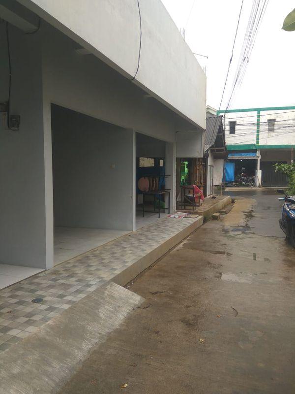 Kios baru strategis di Pasar Minggu Jakarta Selatan