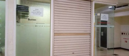 Sewa kios murah bulanan di Mall Taman Palem Cengkareng Jakarta Barat