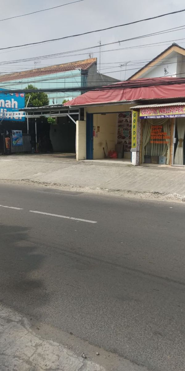 Kios strategis murah pinggir jalan Duren Sawit Jakarta Timur