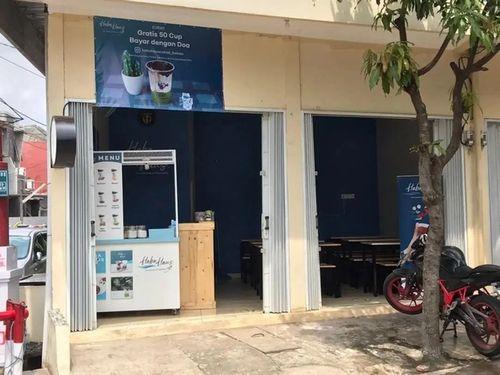 Kios lapak usaha murah strategis Bekasi Timur