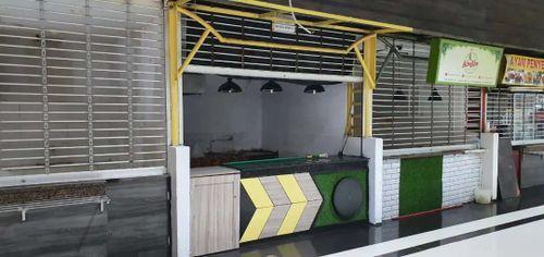 Disewakan kios kuliner foodcourt ITC Cempaka Mas Jakarta Pusat
