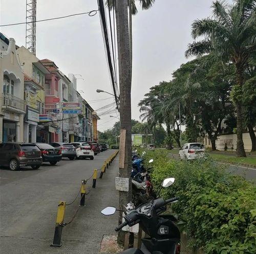 Ruko 3 lantai di Karawaci Tangerang