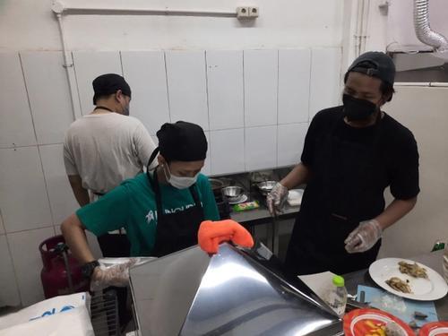 Cloud Kitchen di Kelapa Gading Jakarta Utara by Lunchpad