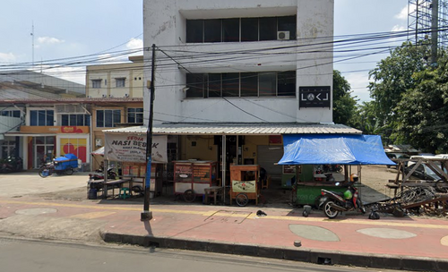 Lapak kuliner murah Cempaka Putih Jakarta Pusat