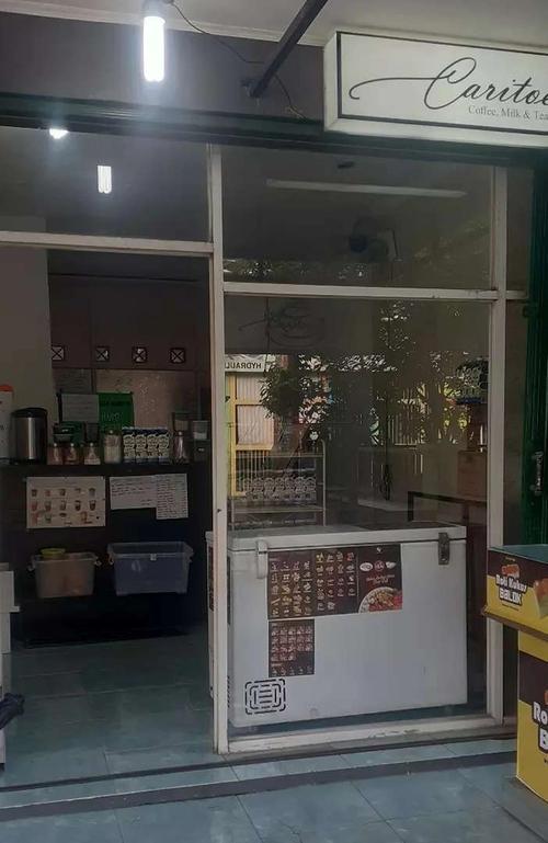 Sewa kios murah bulanan pinggir jalan di Rawalumbu Bekasi