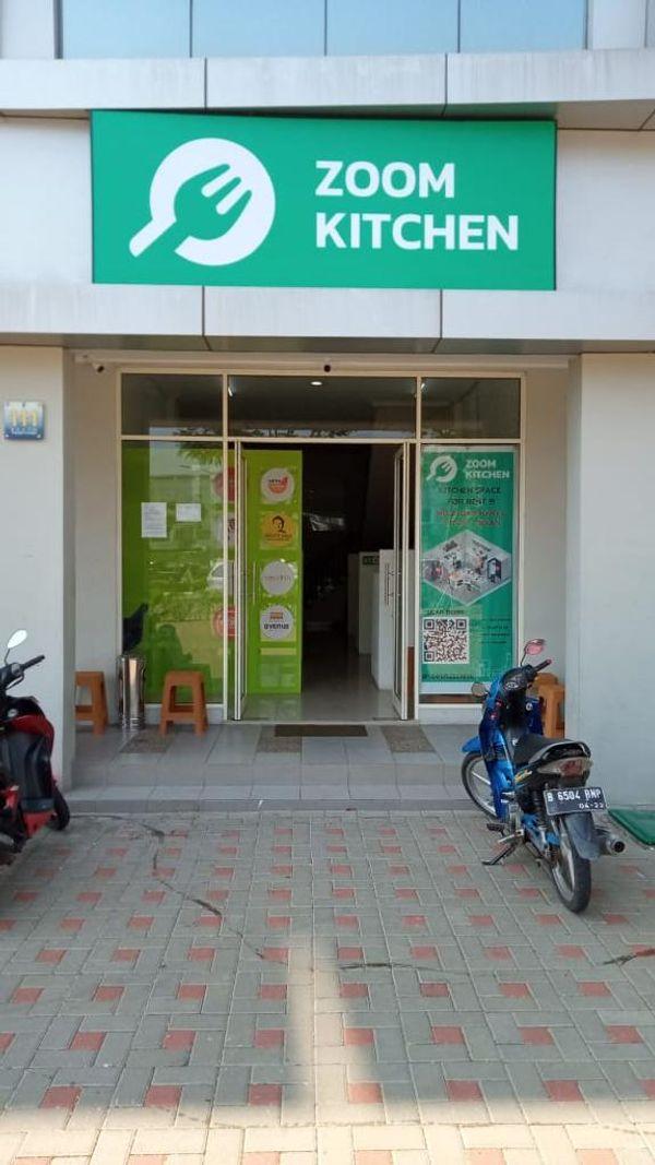 Cloud Kitchen terjangkau fasilitas lengkap di Pantai Indah Kapuk by Zoom Kitchen