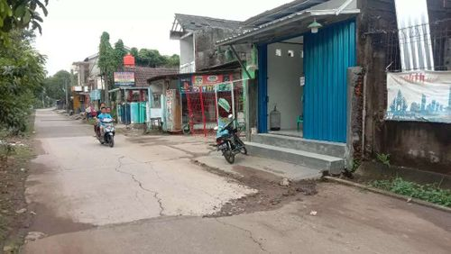 Sewa kios murah pinggir jalan raya di Cibitung Bekasi