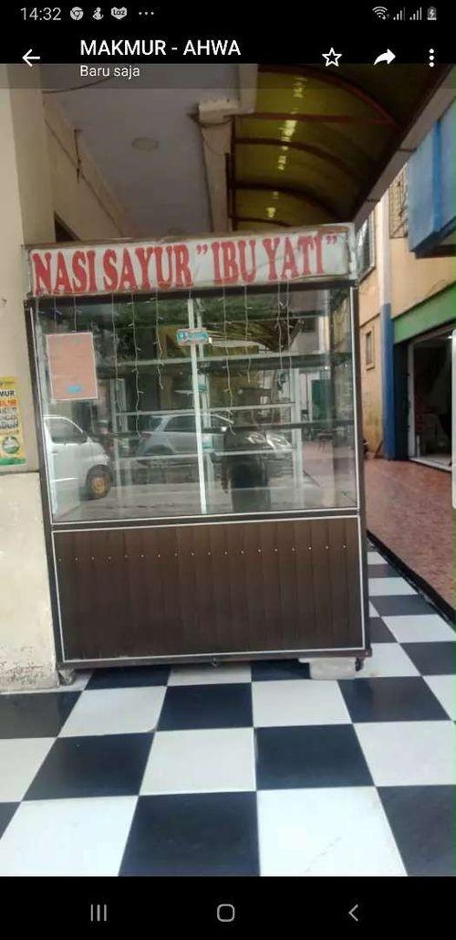 Disewakan lapak usaha kuliner di Taman Palem Lestari Jakarta Barat