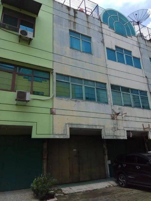 Ruko 4 lantai di Taman Sari Jakarta Barat