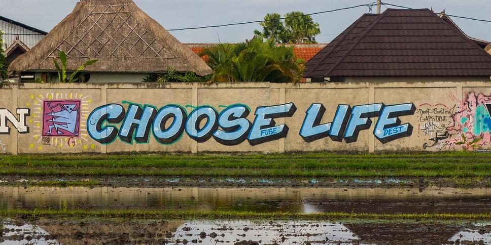 """Choose Life"" - wat kies jij?"