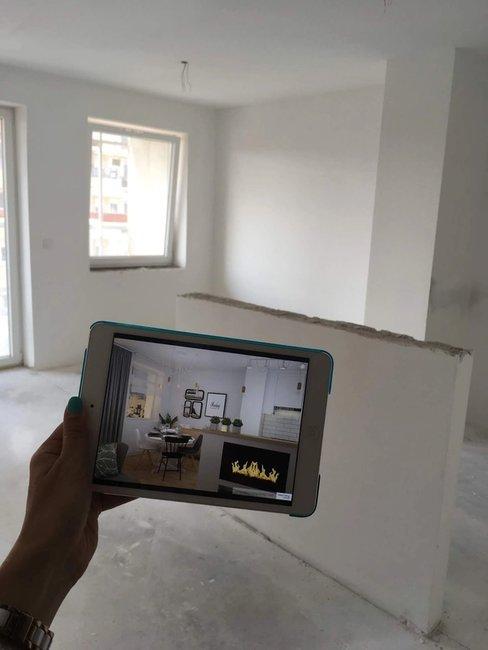 Borítókép Legújabb munkám - skandináv lakás a 10. kerületben