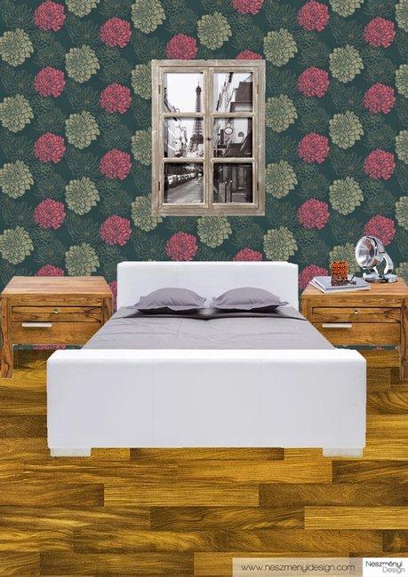 Borítókép Egy hálószoba három stílusban