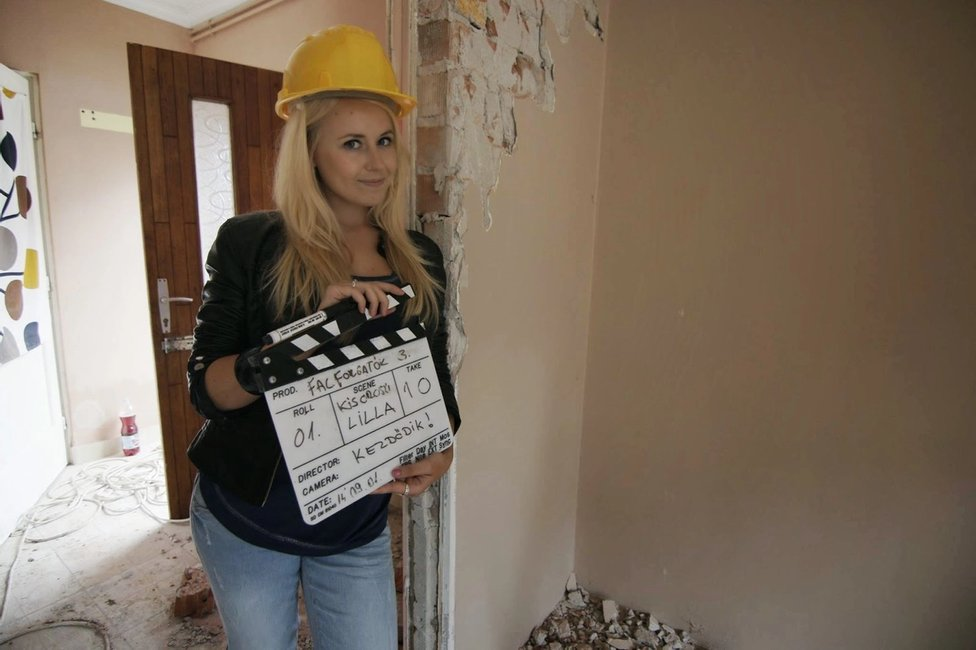 Borítókép Fal-Forgatók - hamarosan a TV2-n!