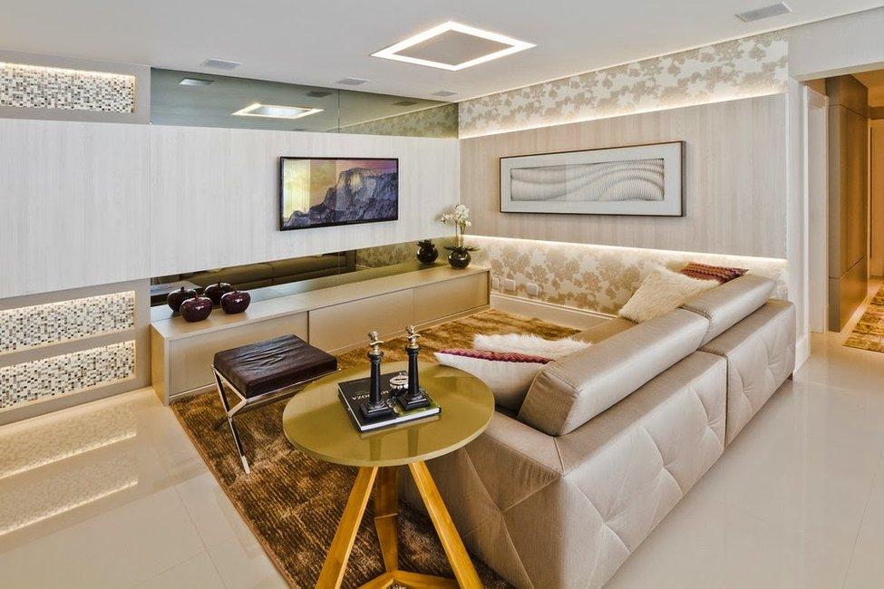 Borítókép Csodaszép aranyló luxuslakás Brazíliából