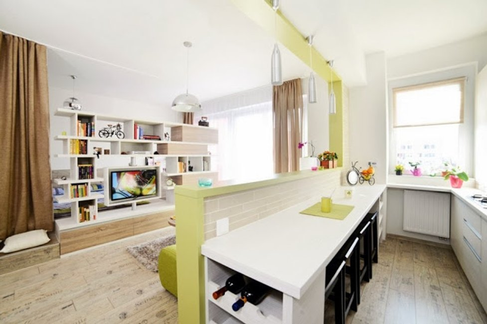 Borítókép Modern aradi lakás