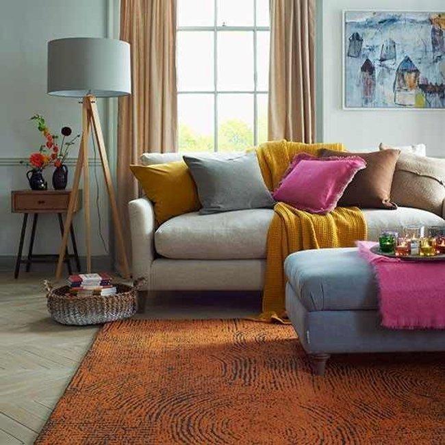 Borítókép Stílus Vadász - Stílusos színkavalkád a nappaliban